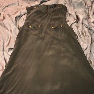 Rachel Zoe Olive Green Dress size 4